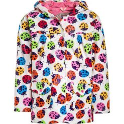 Hatley LADYBIRDS CLASSIC RAINCOAT Kurtka przeciwdeszczowa rainbow. Białe kurtki dziewczęce przeciwdeszczowe marki 4F JUNIOR, na lato, z materiału. Za 229,00 zł.