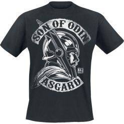 T-shirty męskie: Thor Tag der Entscheidung - Son Of Odin T-Shirt czarny