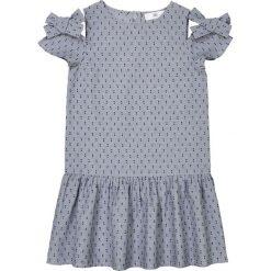 Sukienki dziewczęce: Sukienka z odkrytymi ramionami, 3-12 lat