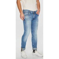 Lee - Jeansy Luke. Szare jeansy męskie slim Lee. Za 329,90 zł.
