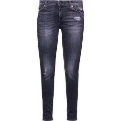 Rurki damskie: 7 for all mankind Jeans Skinny Fit black