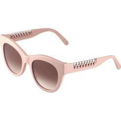 Okulary przeciwsłoneczne damskie: Stella McCartney Okulary przeciwsłoneczne pink/silvercoloured/brown