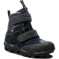 Buty zimowe chłopięce: Śniegowce BARTEK – 24387-W52 Niebieski