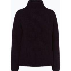 Comma casual identity - Sweter damski z dodatkiem alpaki, lila. Czarne swetry klasyczne damskie comma casual identity, z dzianiny. Za 359,95 zł.