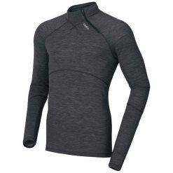 Odlo Koszulka l/s turtle neck REVOLUTION WARM rozmiar XL grafitowa. Szare koszulki sportowe męskie Odlo, l. Za 329,95 zł.