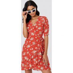 Sukienki hiszpanki: FWSS Sukienka High Pressure – Red,Multicolor