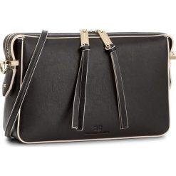 Torebka ELISABETTA FRANCHI - BS-15A-81E2  Nero/Cream. Czarne torebki klasyczne damskie Elisabetta Franchi. Za 849,00 zł.