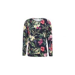 Bluzy rozpinane damskie: Bluza Plants