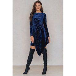 Sukienki hiszpanki: Therese Lindgren Sukienka Elvira - Blue,Navy