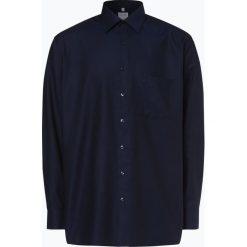 OLYMP Luxor comfort fit - Koszula męska – niewymagająca prasowania, niebieski. Niebieskie koszule męskie non-iron marki OLYMP Luxor comfort fit, m. Za 199,95 zł.