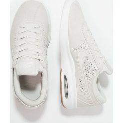 Nike SB AIR MAX BRUIN VAPOR (GS) Tenisówki i Trampki light bone. Białe trampki dziewczęce Nike SB, z materiału. Za 339,00 zł.