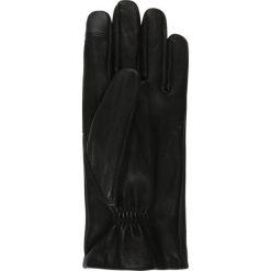 Rękawiczki męskie: Filippa K ZIP  Rękawiczki pięciopalcowe black