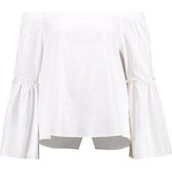 Bluzki asymetryczne: Seidensticker FASHION Bluzka white