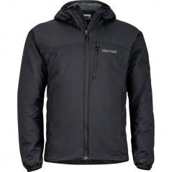 """Kurtka funkcyjna """"Novus"""" w kolorze czarnym. Czarne kurtki męskie marki Marmot, m, z materiału. W wyprzedaży za 477,95 zł."""