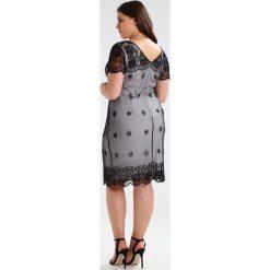 Sukienki hiszpanki: Frock and Frill Curve Sukienka koktajlowa black