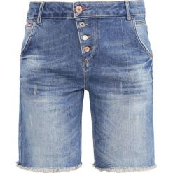Bermudy damskie: H.I.S SAMANTHA Szorty jeansowe light blue