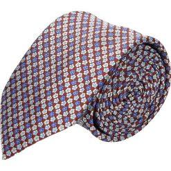 Krawat platinum bordo classic 213. Szare krawaty męskie Recman. Za 49,00 zł.