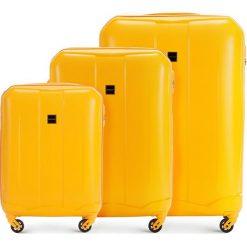 Walizki: 56-3A-37S-50 Zestaw walizek