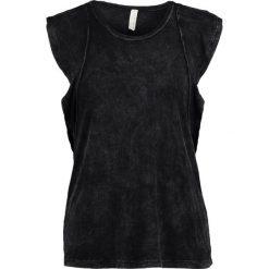 Free People RYDER Tshirt z nadrukiem black. Czarne t-shirty damskie Free People, xs, z nadrukiem, z elastanu. Za 159,00 zł.