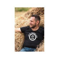 T-shirty męskie z nadrukiem: Koszulka męska Motor WSK