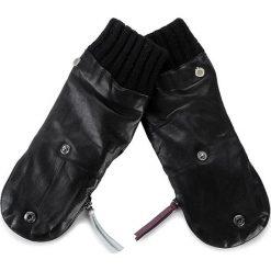 Rękawiczki damskie: Rękawiczki Damskie ARMANI JEANS – 924183 7A115 00020 Nero