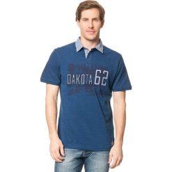 Koszulki polo: Koszulka polo w kolorze granatowym