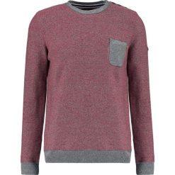 Swetry klasyczne męskie: BONOBO Jeans SKEJACKH Sweter rouge safran