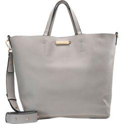 Torebki klasyczne damskie: Topshop SELINA SOFT Torba na zakupy grey