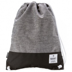 Nugget Unisex Plecak Szary Latte 3. Szare plecaki damskie Nugget. Za 50,00 zł.