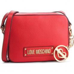 Torebka LOVE MOSCHINO - JC4344PP06K10500 Rosso. Czerwone listonoszki damskie Love Moschino, ze skóry ekologicznej. Za 959,00 zł.