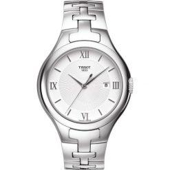 RABAT ZEGAREK TISSOT T- LADY T082.210.11.038.00. Szare zegarki damskie TISSOT, ze stali. W wyprzedaży za 1575,20 zł.