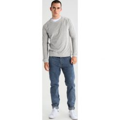 Bejsbolówki męskie: Suit HERMAN Bluza extra light grey melange