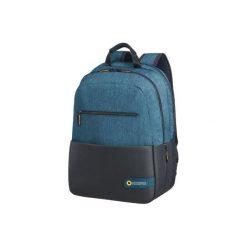 Torby na laptopa: City Drift 39.6cm/15.6 Czarno-niebieski Plecak AMERICAN TOURISTER