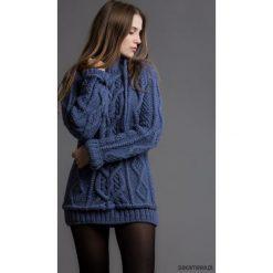 Swetry klasyczne męskie: Ręcznie wykonany sweter unisex
