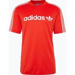 T-shirty męskie: adidas Originals - T-shirt męski - Minoh, pomarańczowy