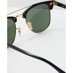 Okulary przeciwsłoneczne męskie: RayBan CLUBMASTER DOUBLEBRIDGE Okulary przeciwsłoneczne green