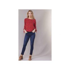 Jeansy slim fit Only  ULTIMATE. Niebieskie jeansy damskie relaxed fit marki Sinsay, z podwyższonym stanem. Za 134,10 zł.