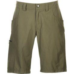 """Bermudy męskie: Szorty funkcyjne """"Lite Q"""" w kolorze khaki"""