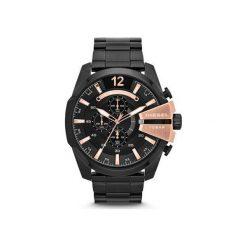 Diesel - Zegarek DZ4309. Czarne zegarki męskie Diesel, szklane. Za 1199,00 zł.
