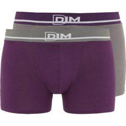 DIM CLASSIQUE 2 PACK Panty violet/gris. Fioletowe bokserki męskie DIM, z bawełny. Za 129,00 zł.
