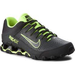 Buty NIKE - Reax 8 Tr 616272 036 Anthracite/Black/Volt. Szare buty fitness męskie marki Nike, z materiału. W wyprzedaży za 269,00 zł.