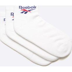 Reebok Classic - Skarpety. Białe skarpetki męskie Reebok Classic, z bawełny. W wyprzedaży za 49,90 zł.