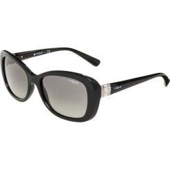 VOGUE Eyewear Okulary przeciwsłoneczne grey. Szare okulary przeciwsłoneczne damskie aviatory VOGUE Eyewear. Za 549,00 zł.