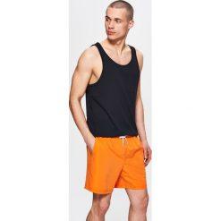 Spodenki i szorty męskie: Spodenki do pływania - Pomarańczowy