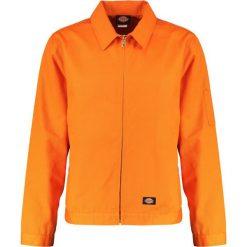 Kurtki męskie bomber: Dickies EISENHOWER Kurtka przejściowa energy orange