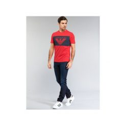 Jeansy slim fit Armani jeans  NAKAJOL. Czarne jeansy męskie relaxed fit marki Armani Jeans, z jeansu. Za 538,30 zł.