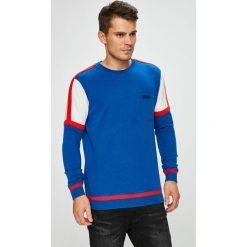 Pepe Jeans - Bluza. Szare bluzy męskie rozpinane Pepe Jeans, l, z bawełny, bez kaptura. W wyprzedaży za 189,90 zł.