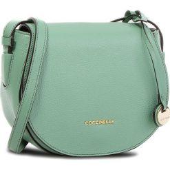 Torebka COCCINELLE - CF8 Clementine Soft E1 CF8 15 02 01 Jade G01. Zielone listonoszki damskie marki Coccinelle, ze skóry. W wyprzedaży za 699,00 zł.
