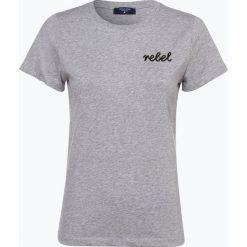 Aygill's - T-shirt damski, szary. Czarne t-shirty damskie marki Reserved, l. Za 69,95 zł.