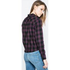 Lee - Koszula. Szare koszule damskie w kratkę Lee, l, z bawełny, casualowe, z klasycznym kołnierzykiem, z długim rękawem. W wyprzedaży za 139,90 zł.